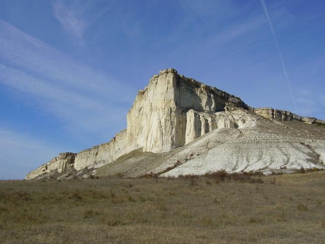 Ак-кая, Белая скала - отдых в белогорском районе