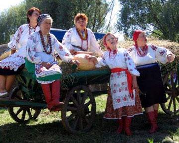 Зеленый и сельский туризм в Полтавской области