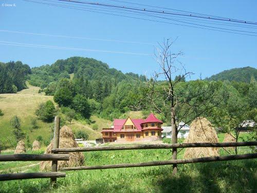 Зеленый туризм в Карпатах