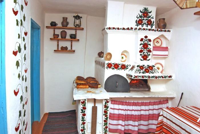 Отдых в украинском селе